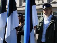 009 Lipu päev Pärnus. Foto: Urmas Saard