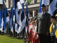 011 Lipu päev Pärnus. Foto: Urmas Saard