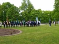 003 Lipu päeva tähistamine Kuberneri aias. Foto: Marko Šorin