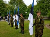 008 Lipu päeva tähistamine Kuberneri aias. Foto: Marko Šorin