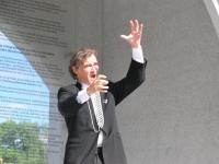 014 Lipu päeva tähistamine Rüütli platsil ja rongkäiguga. Foto: Urmas Saard