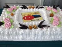 001 Lõppenud Türgi nädalal tänati osalejaid ja abilisi. Foto: Urmas Saard