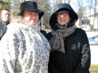 006 Lüdigi lauljad tervitavad kevadet Tallinna väravate all. Foto: Urmas Saard