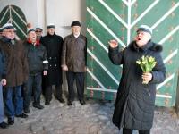 008 Lüdigi lauljad tervitavad kevadet Tallinna väravate all. Foto: Urmas Saard