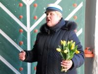 009 Lüdigi lauljad tervitavad kevadet Tallinna väravate all. Foto: Urmas Saard