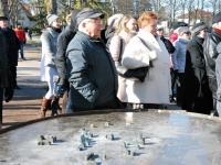 011 Lüdigi lauljad tervitavad kevadet Tallinna väravate all. Foto: Urmas Saard