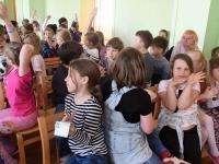 015 Lugemisprojekti Meie Väike Raamatukogu Sindi gümnaasiumis. Foto: Urmas Saard