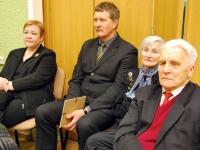 011 Paikuse vallavanem Kuno Erkmann (keskel).  Foto: Urmas Saard