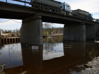 015 Maalihe Nurme silla lähedal. Foto: Urmas Saard