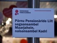 002 Maarjahein Pärnu Kaubamajakas. Foto: Urmas Saard