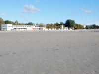 005 Madal veeseis Pärnus. Foto: Urmas Saard