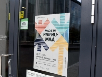 001 Made in Pärnumaa, Sindi. Foto: Urmas Saard