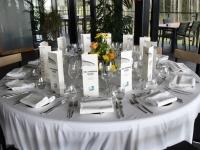 001 Maitseelamuste õhtu restoranis Eagle. Foto: Urmas Saard