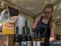 002 Maitsete aasta Viljandi pärimusmuusika festivalil. Foto: Urmas Saard