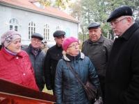 005 Mälestussammas Tšornobõli meestele. Foto: Urmas Saard