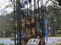 008 Mälestussammas Tšornobõli meestele. Foto: Urmas Saard