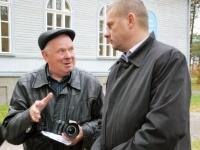 010 Mälestussammas Tšornobõli meestele. Foto: Urmas Saard