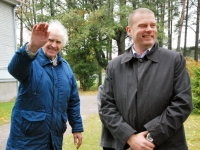011 Mälestussammas Tšornobõli meestele. Foto: Urmas Saard