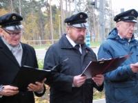 017 Mälestussammas Tšornobõli meestele. Foto: Urmas Saard