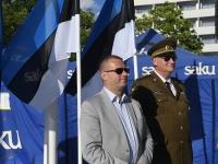013 Mälestustule teekonnal Pärnust Tartusse. Foto: Urmas Saard