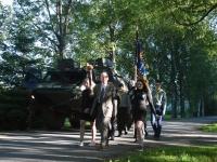 007 Mälestustulega Pärnust Rakverre. Foto: Urmas Saard
