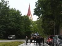 014 Mälestustulega Pärnust Tallinna. Foto: Urmas Saard