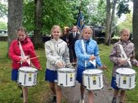 015 Mälestustulega Pärnust Tallinna. Foto: Urmas Saard