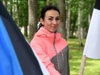 009 Maraton Eesti Vabariik 100 läbib Sindit. Foto: Urmas Saard