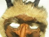 002 Mardipäeva mask valmistatud Sindi noortekeskuses 2009. a mardipäeva käsitöö tunnis. Foto: Helle Vent