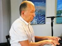 003 Indrek Oselein Endla Jazzklubis. Foto: Urmas Saard