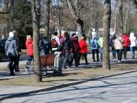 014 Merekultuuriaasta rannaretk Pärnust Häädemeestele. Foto: Urmas Saard