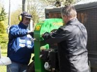 007 Multifunktsionaalne uus traktor Sindis. Foto: Urmas Saard