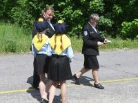 002 Naiskodukaitse Pärnumaa ringkonna aastapäev. Foto: Urmas Saard
