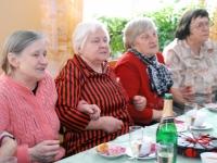 008 Naistepäev Sindi sotsiaaltöökeskuses. Foto: Urmas Saard