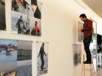 001 Näitus Port Arturis: kodune räimepüügi oskus kakuamidega pärineb Jaapanist. Foto: Urmas Saard