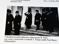 """004 Näitus """"Türgi Eesti sõprus läbi aegade"""" Raeküla Vanakooli keskuses. Foto: Urmas Saard"""