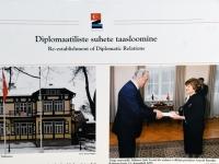 """014 Näitus """"Türgi Eesti sõprus läbi aegade"""" Raeküla Vanakooli keskuses. Foto: Urmas Saard"""