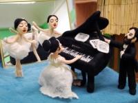 """Sindi ANK-is 1. juunil avatud näitus """"Valge ja must Karoliina"""""""