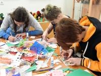 005 Narva ja Paikuse noored Sindi muuseumis. Foto: Urmas Saard