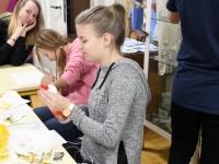 010 Narva ja Paikuse noored Sindi muuseumis. Foto: Urmas Saard