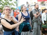 007 Nikns Suns Viljandi pärimusmuusika kontserdil. Foto: Urmas Saard