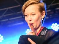 008 Nikns Suns Viljandi pärimusmuusika kontserdil. Foto: Urmas Saard