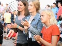012 Nikns Suns Viljandi pärimusmuusika kontserdil. Foto: Urmas Saard