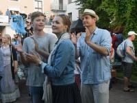 013 Nikns Suns Viljandi pärimusmuusika kontserdil. Foto: Urmas Saard