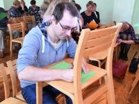 039 Õpetajate päev Sindi gümnaasiumis. Foto: Urmas Saard