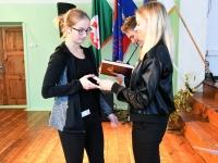 092 Õpetajate päev Sindi gümnaasiumis. Foto: Urmas Saard
