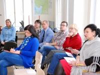 005 Õpetajatele kõneldi narkosõltuvusest. Foto: Urmas Saard