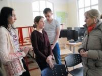 008 Õpetajatele kõneldi narkosõltuvusest. Foto: Urmas Saard