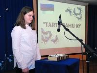 008 Õpilaskonverents Tartu rahust. Foto: Urmas Saard