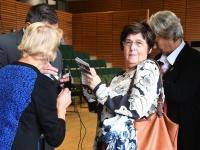 007 Osalemine Euroopa Komisjoni korraldatud Turu seminaril. Foto: Urmas Saard